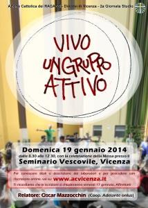 ACR VI 2013-2014 - 2aGS - VIVO un gruppo ATTIVO - DEF (Copia)