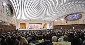 Presidenti parrocchiali in udienza da Papa Francesco il 3 maggio 2014