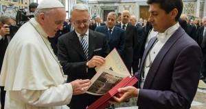 Papa Francesco al CSM: l'esempio di Bachelet e Livatino