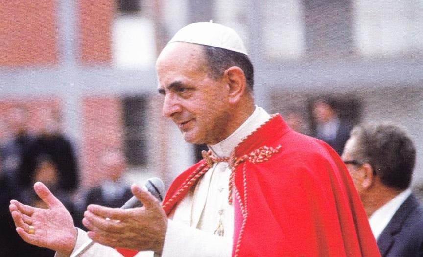 """Una riflessione a 50 anni dalla pubblicazione dell'enciclica """"Ecclesiam suam"""""""