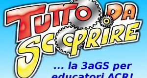 I materiali della 3aGS per educatori ACR (tante novità da scoprire)!