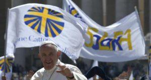 Il discorso di Francesco all'Azione Cattolica