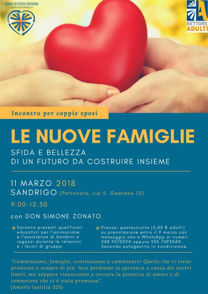 coppie sposi 11 marzo 2018 locandina