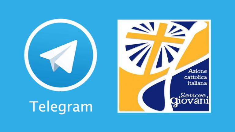 Un esclusivo canale Telegram per il Settore giovani!