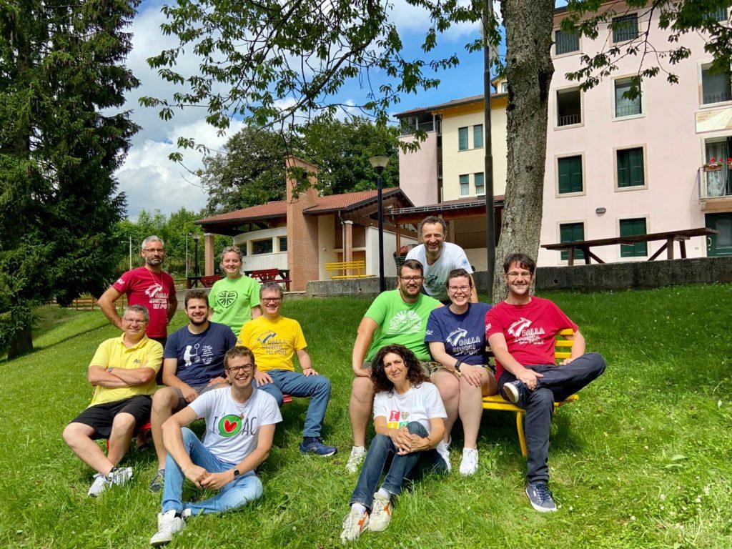Presidenza diocesana AC Vicenza 20-23 04luglio2020