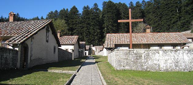 Campo adulti giovani a Camaldoli e Firenze