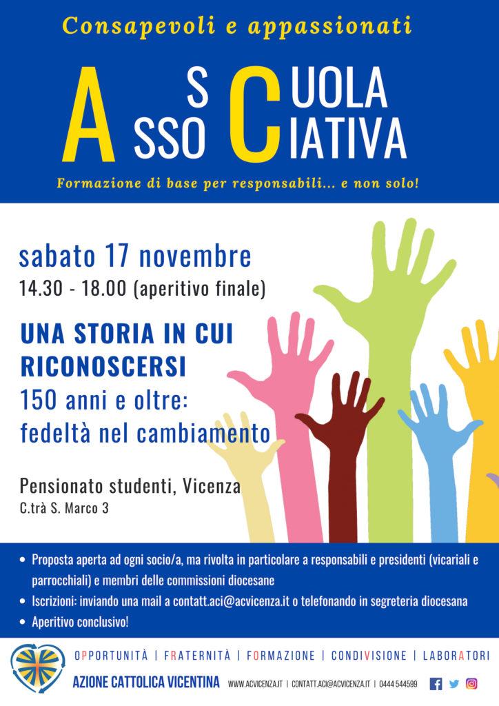 scuola associativa 2018_locandina