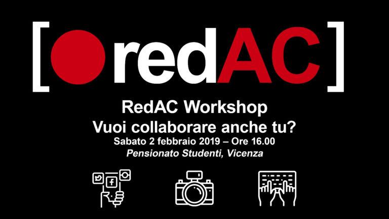 RedAC: un workshop per collaborare