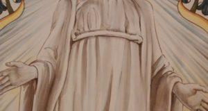 Adultissimi pellegrini con Maria da Papa Francesco
