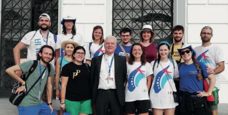 Gmg di Panama: la testimonianza di un giovane dell'Ac Vicenza