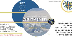 ABITA(N)TI – Assemblea Diocesana 7 settembre 2019