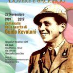 Centenario della nascita di Guido Revoloni
