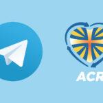 L'ACR sbarca su Telegram con un proprio canale