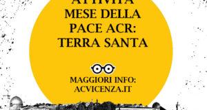 Attività sulla Terra Santa per il mese della Pace dell'ACR