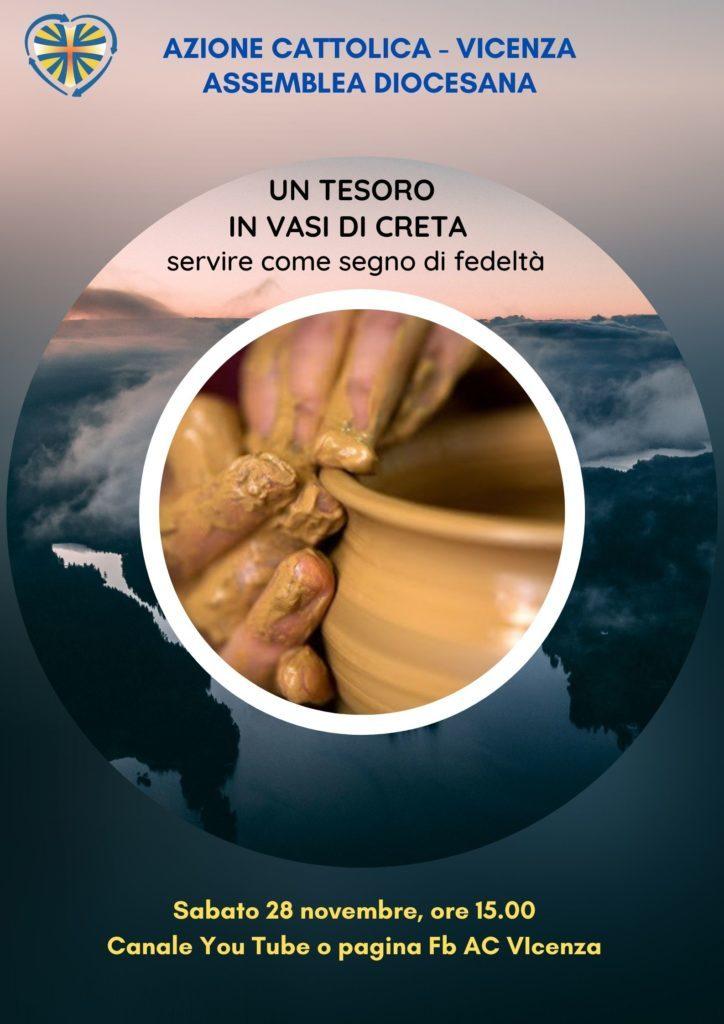 Assemblea diocesana @ Centro Onisto