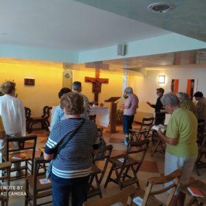 Adultissimi in preghiera
