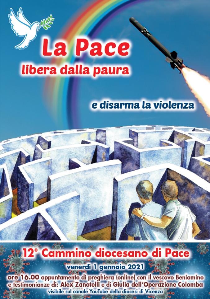 Cammino di Pace 2021