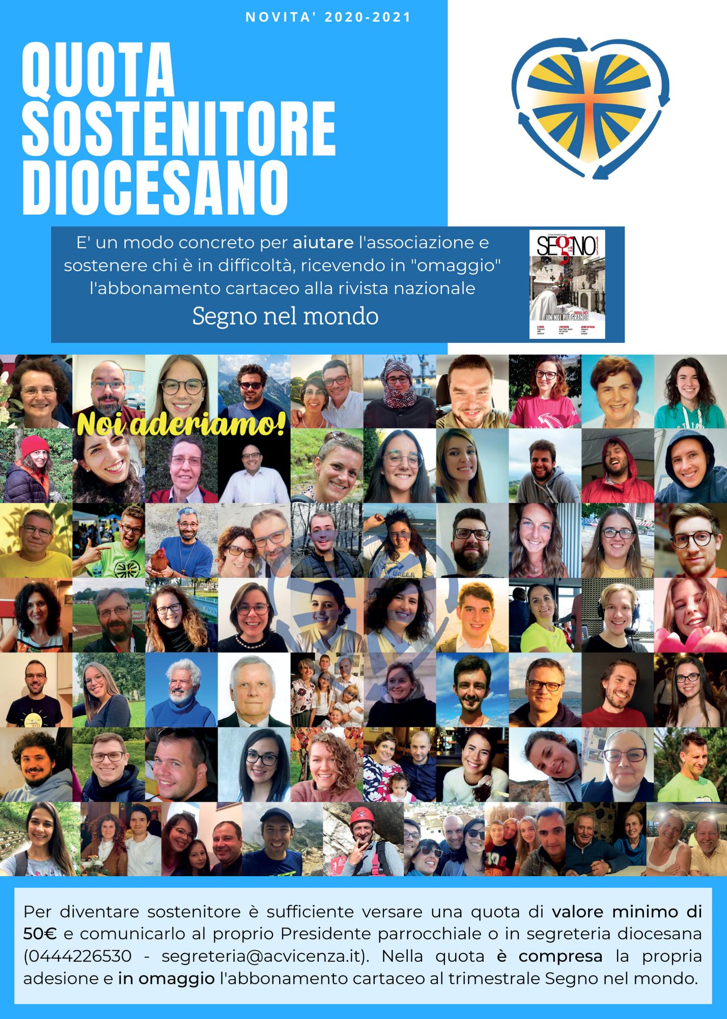 Sostenitore diocesano
