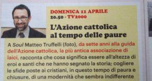 Matteo Truffelli si racconta e racconta l'AC in TV