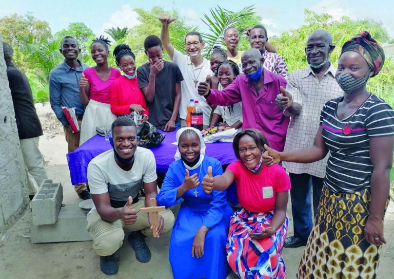 Beira, la vita tra gli ultimi della terra
